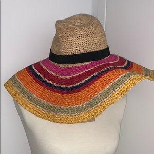 J. Crew Beach Hat. NWT.